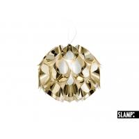 Светильник потолочный Slamp Flora gold M