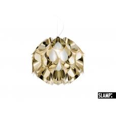 Светильник потолочный Slamp Flora gold S